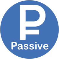Passive Coin official logo