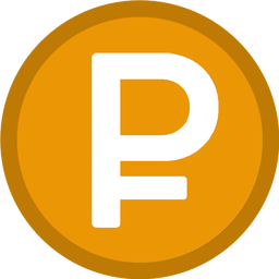 Passive Gold Coin crypto-currency logo
